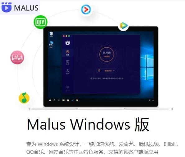 Malus Windows version
