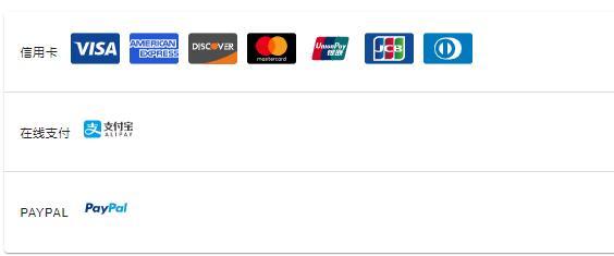 光年VPN付款方式