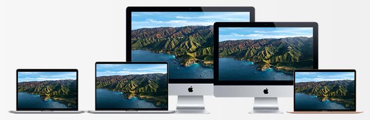 mac 电脑设备