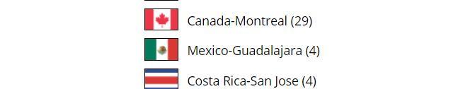 ipvanish mexico servers